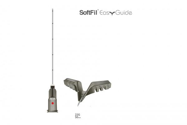 SoftFil EasyGuide 22G 50mm
