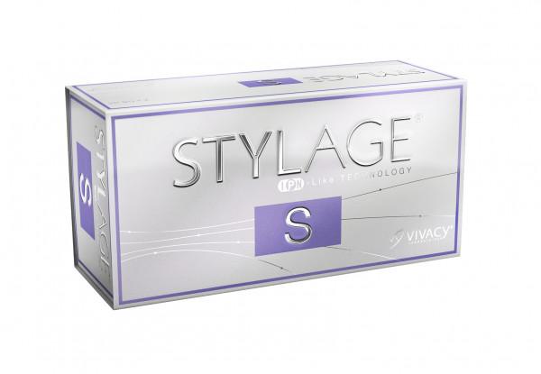 STYLAGE ® S Fertigspritze 2 x 0,8 ml