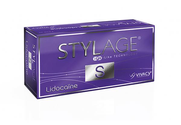 STYLAGE ® S Lidocain 2 x 0,8 ml