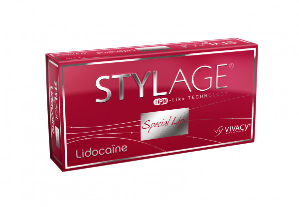 STYLAGE Lips Lidocain 10er Pack