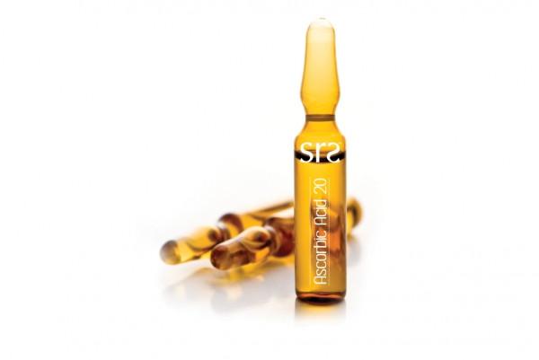 SRS™ Ascorbinsäure 20 (Vitamin C)