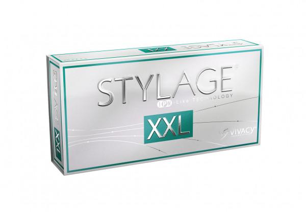 STYLAGE ® XXL Fertigspritze 2 x 1,0 ml