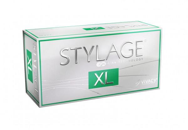 STYLAGE ® XL Fertigspritze 2 x 1,0 ml